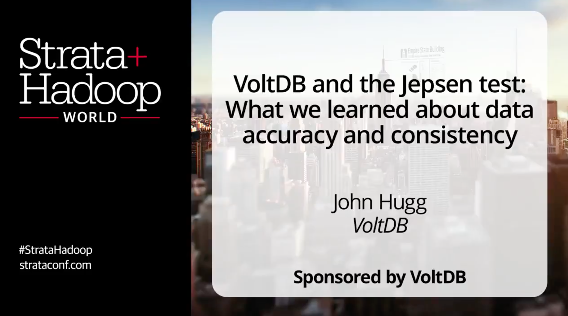 VoltDB and the Jepsen test: What we learned about data accuracy and consistency