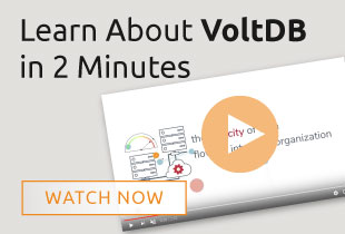 Learn more about VoltDB when you watch our video