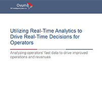 WP-Ovum-Utilizing Real-Time Analytics