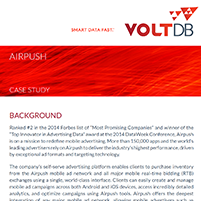 VoltDB Airpush Case Study