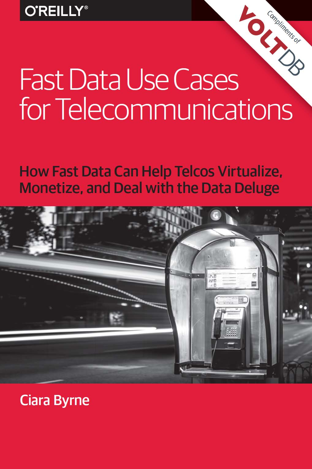eBook Fast Data Use Cases for Telco