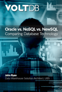 eBook: Oracle vs  NoSQL vs  NewSQL: Comparing Database