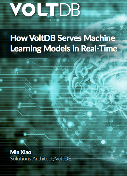 ebook: Machine Learning in Real Time