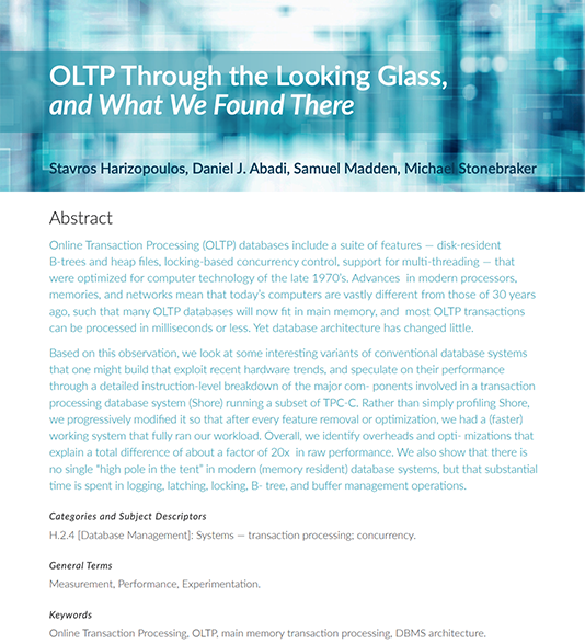 Through the Looking Glass WP
