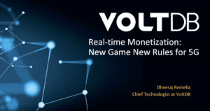 Webinar: Real-time Monetization 5G