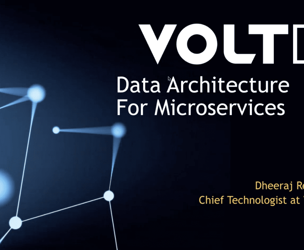 Webinar: Is Your Data Architecture Microservices Ready?