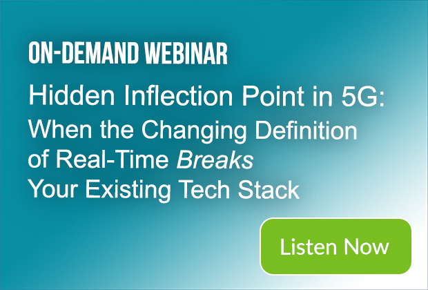 On Demand Webinar: The Hidden Inflection Point in 5G