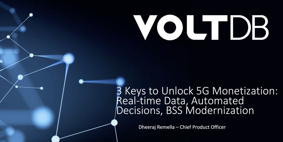 3 Keys to 5G Monetization Webinar