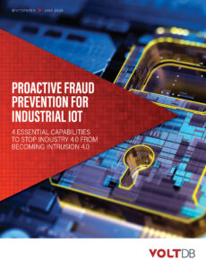 Whitepaper: Proactive Fraud Prevention