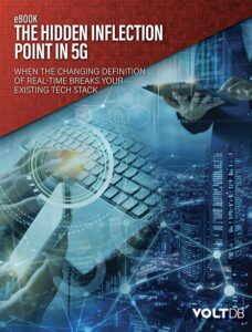 The Hidden Inflection Point in 5G